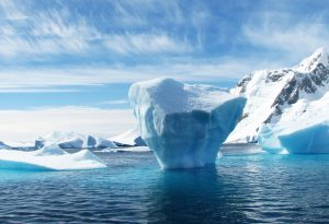 Climate change may have changed the direction of the North Pole drift